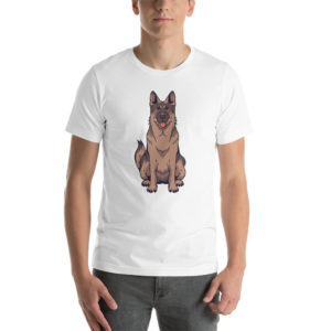 T-shirt German Shepherd