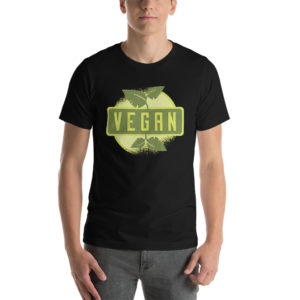 T-shirt Vegan