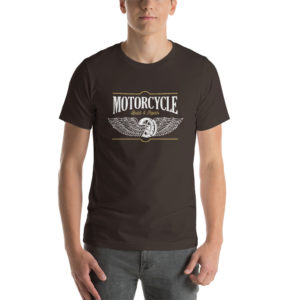 T-shirt Motorcycle