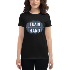 Women's T-shirt Train Hrad