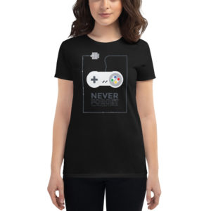 Women's T-shirt Never Forget