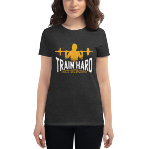 Women's T-shirt Crossfit