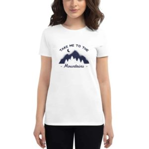 Women's T-shirt Mountain