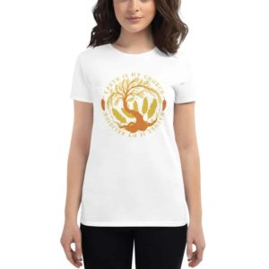 Women's T-shirt Nature