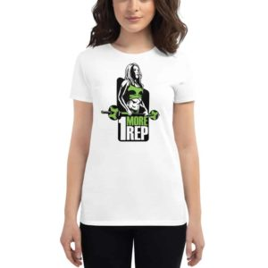 Women's T-shirt One More Drep